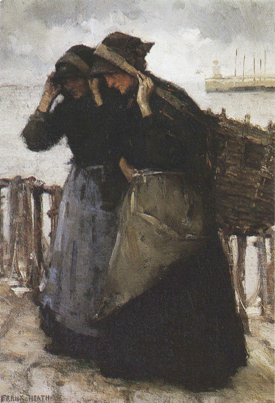 06. Fishwives with their Creels
